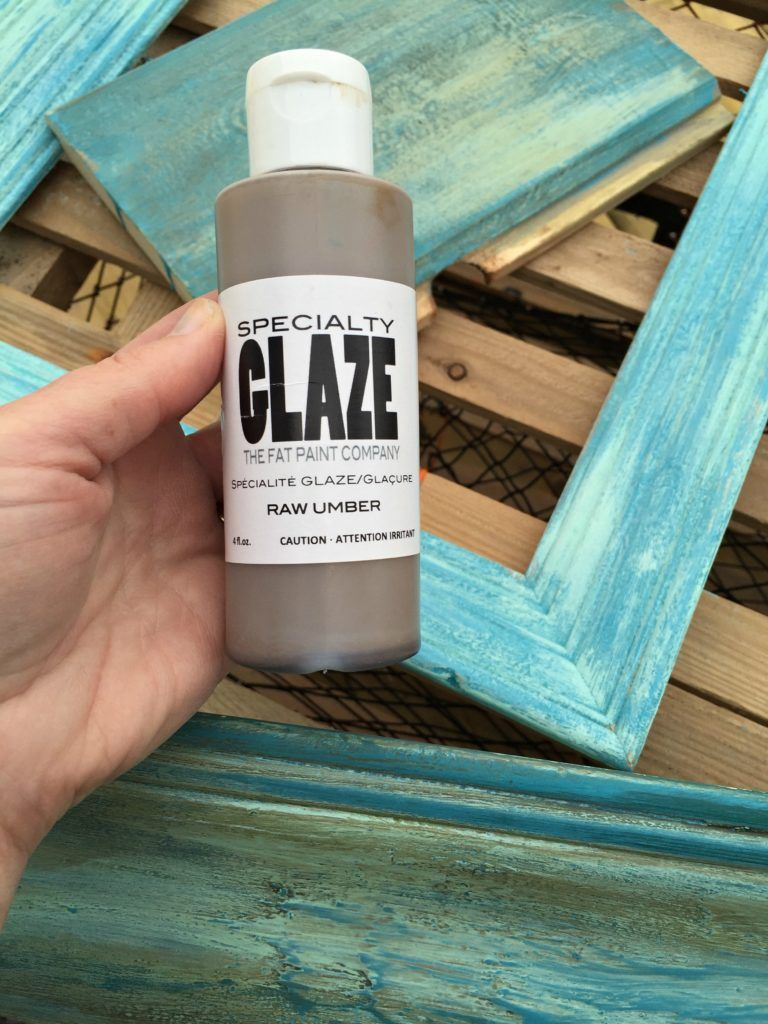 We Love Using Extra FAT From The FAT Paint Company To Get The Sea Salt  Crusty Aged Patina Look On Painted Furniture.