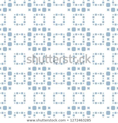 Vector abstract minimal geometric seamless pattern with small square shapes simple blue and white background also rh pinterest
