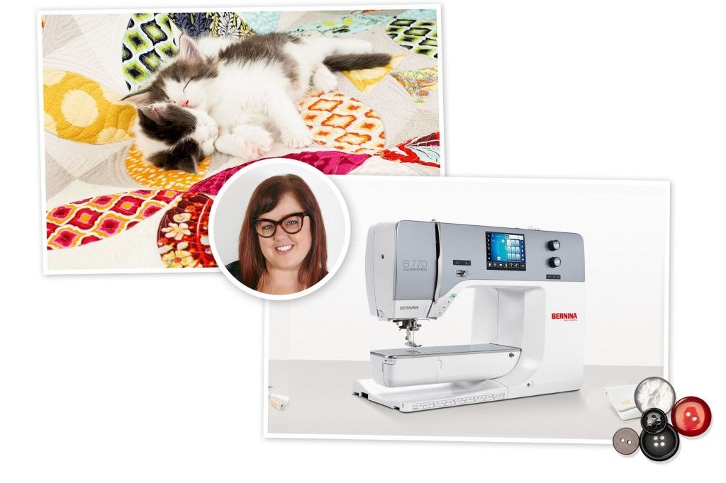 BERNINA 40 QE The Highend Sewing Embroidery And Quilting Inspiration High End Sewing Machines