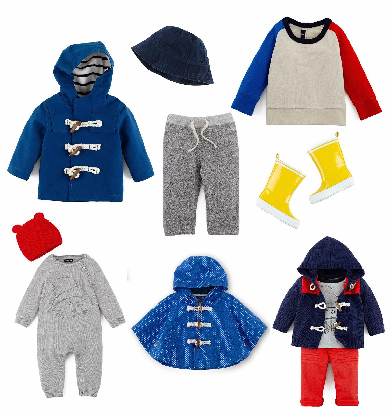 Baby Gap Paddington Bear love this Beckett