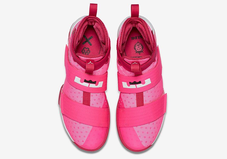 on sale 88982 b0e9d Nike LeBron Soldier 10 Kay Yow