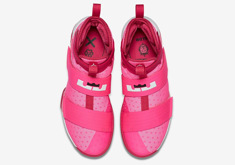 c11f081ece6 Nike LeBron Soldier 10 Kay Yow