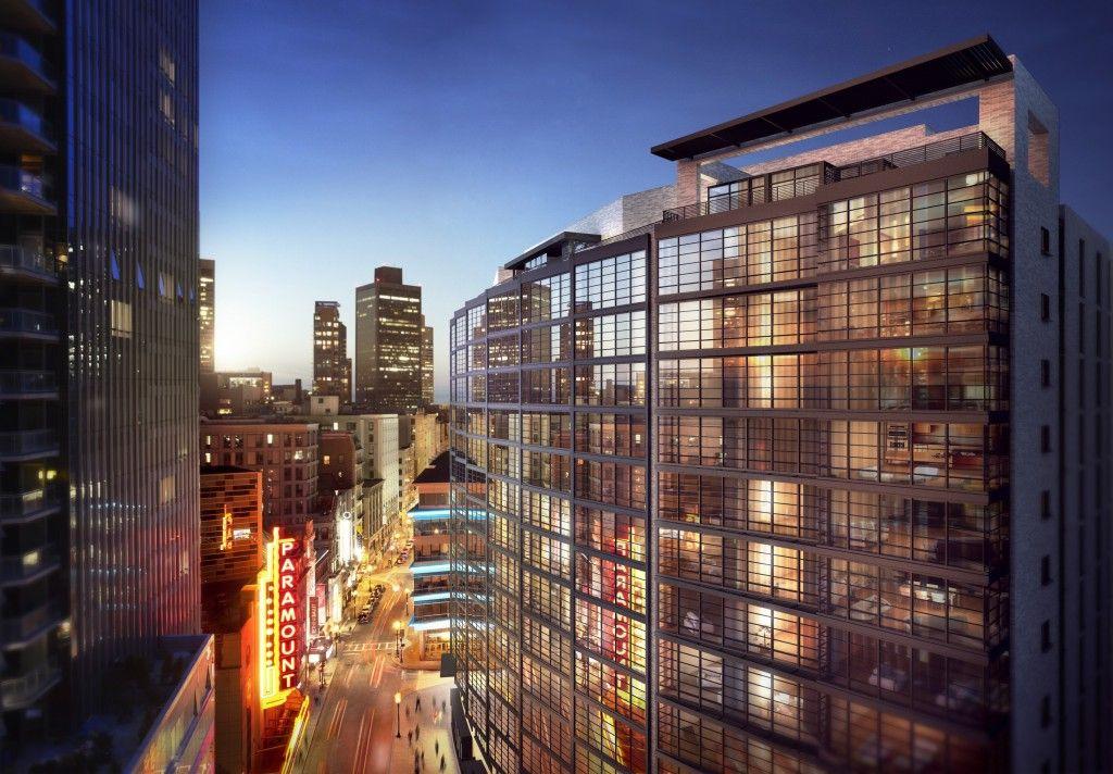 Midtown Luxury condo, Image house, Building