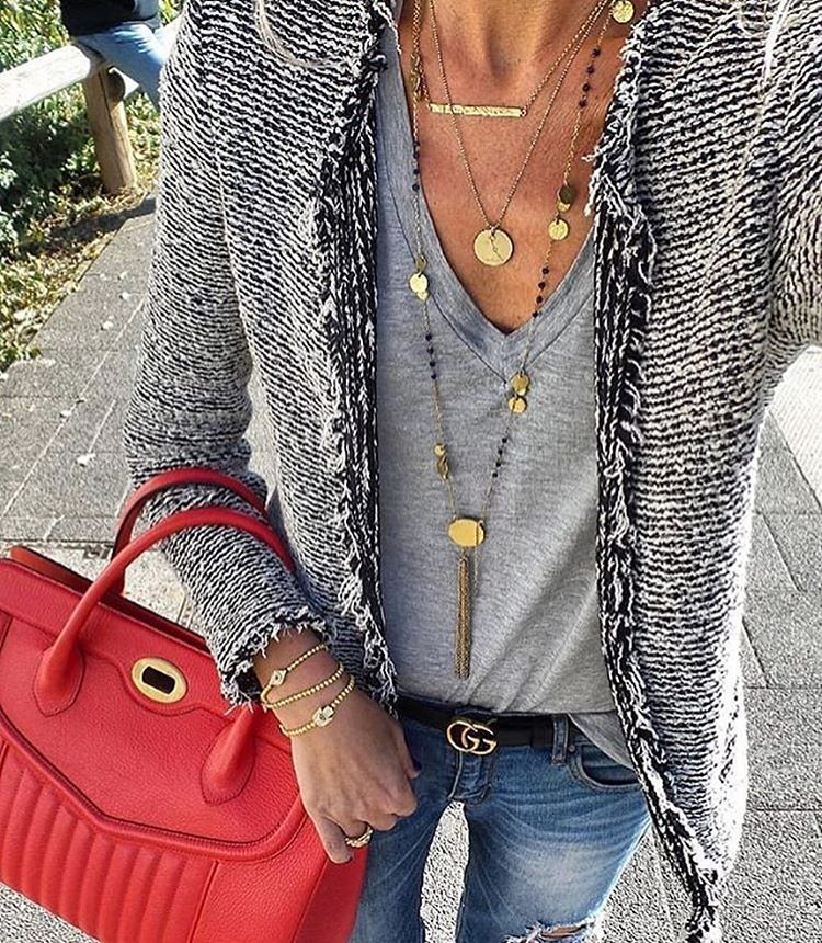 Streetstyle @fashion_bgig @annamavridis ... | The Best Total Street Style Fashion Looks To Inspire You