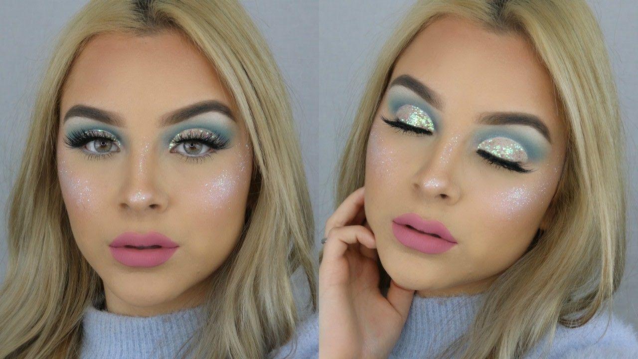 Ice Princess Makeup Tutorial Kylie Cosmetics Smile Inspired Aidett Makiyazh