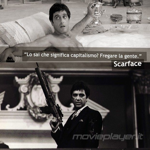 Scarface Al Pacino Citazioni Film Scarface Al Pacino