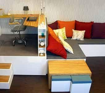 сделаем сами мебель-трансформер для спальни