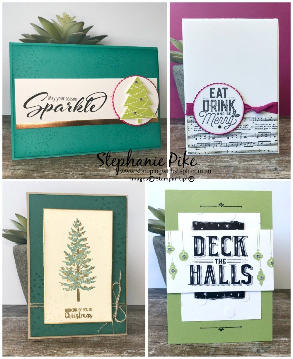 Stephanie Pike - Independent Stampin' Up! Demonstrator Australia