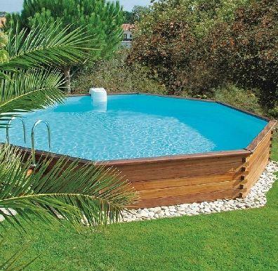 Les étapes de montage de la piscine hors-sol Piscinefmguide d - amenagement autour piscine hors sol