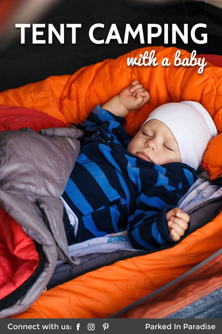 Photo of How To Go Camping With A Baby In Cold Weather
