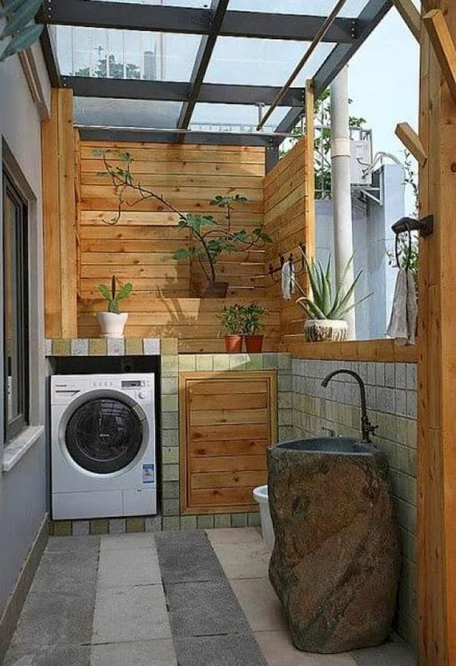 ideas for the washing area outdoor laundry rooms on effectively laundry room decoration ideas easy ideas to inspire you id=95703