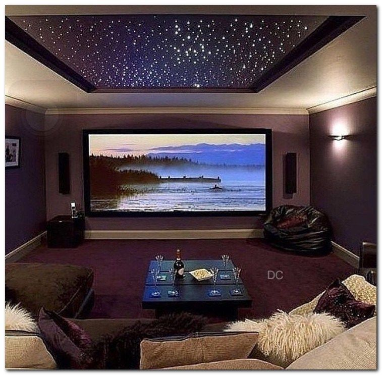 50+ Tiny Movie Room Decor Ideas (With Images)