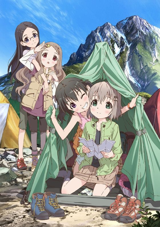 """Encouragement of Climb"" New OVA to be Released This Fall"