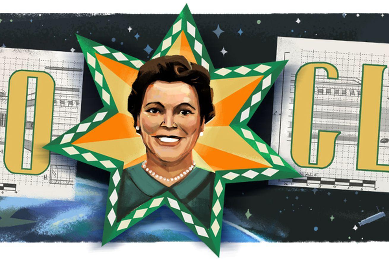 Todays Google Doodle celebrates the Native American