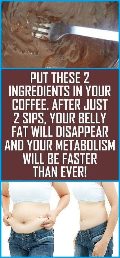Photo of Geben Sie diese 2 Inhaltsstoffe in Ihren Kaffee. Nach nur 2 SIPS wird Ihr Bauchfett …
