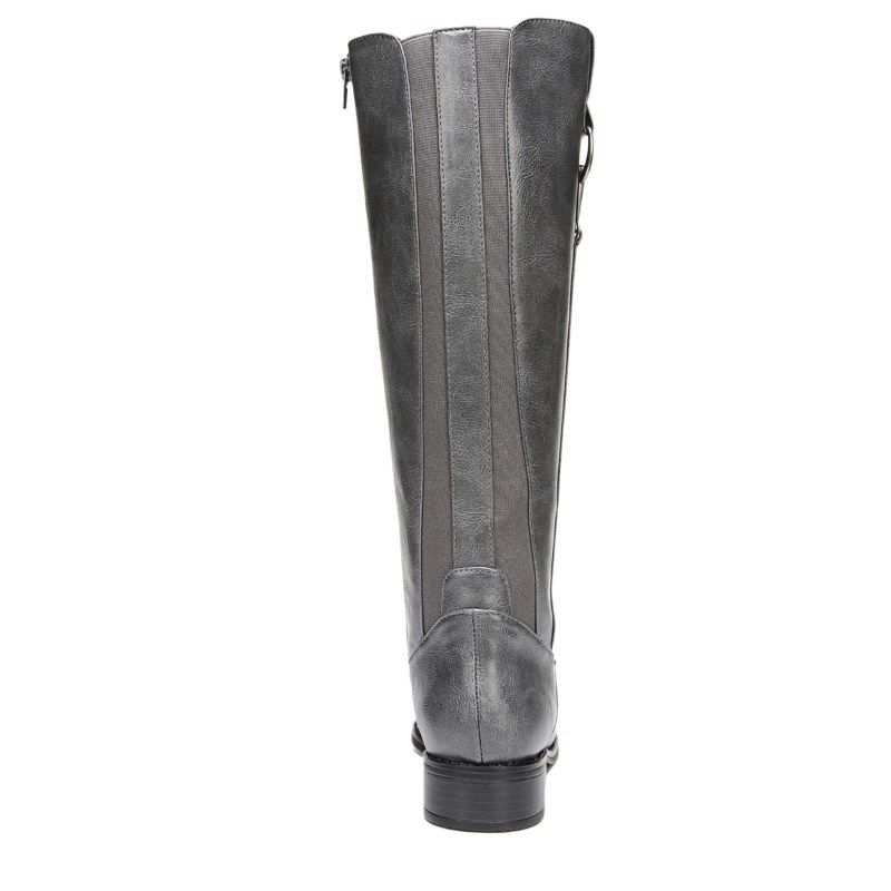 581a096e0d1f Lifestride Women s Sikora Wide Calf Medium Wide Riding Boots ...