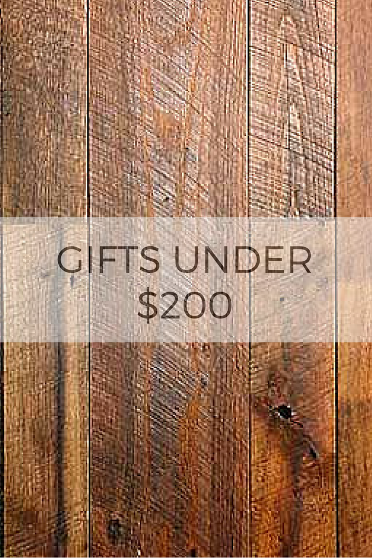 Great gifts under 200! Gifts, Wooden gifts, Handmade