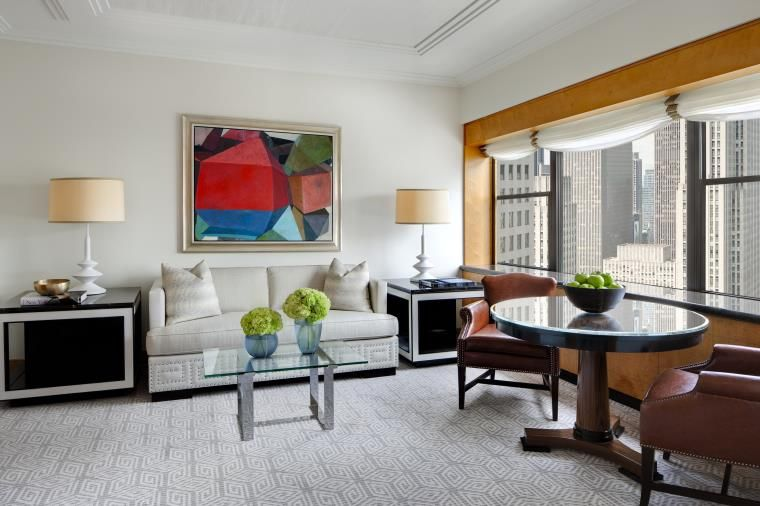 Décoration salon moderne \u2013 comment adopter le style minimaliste chez