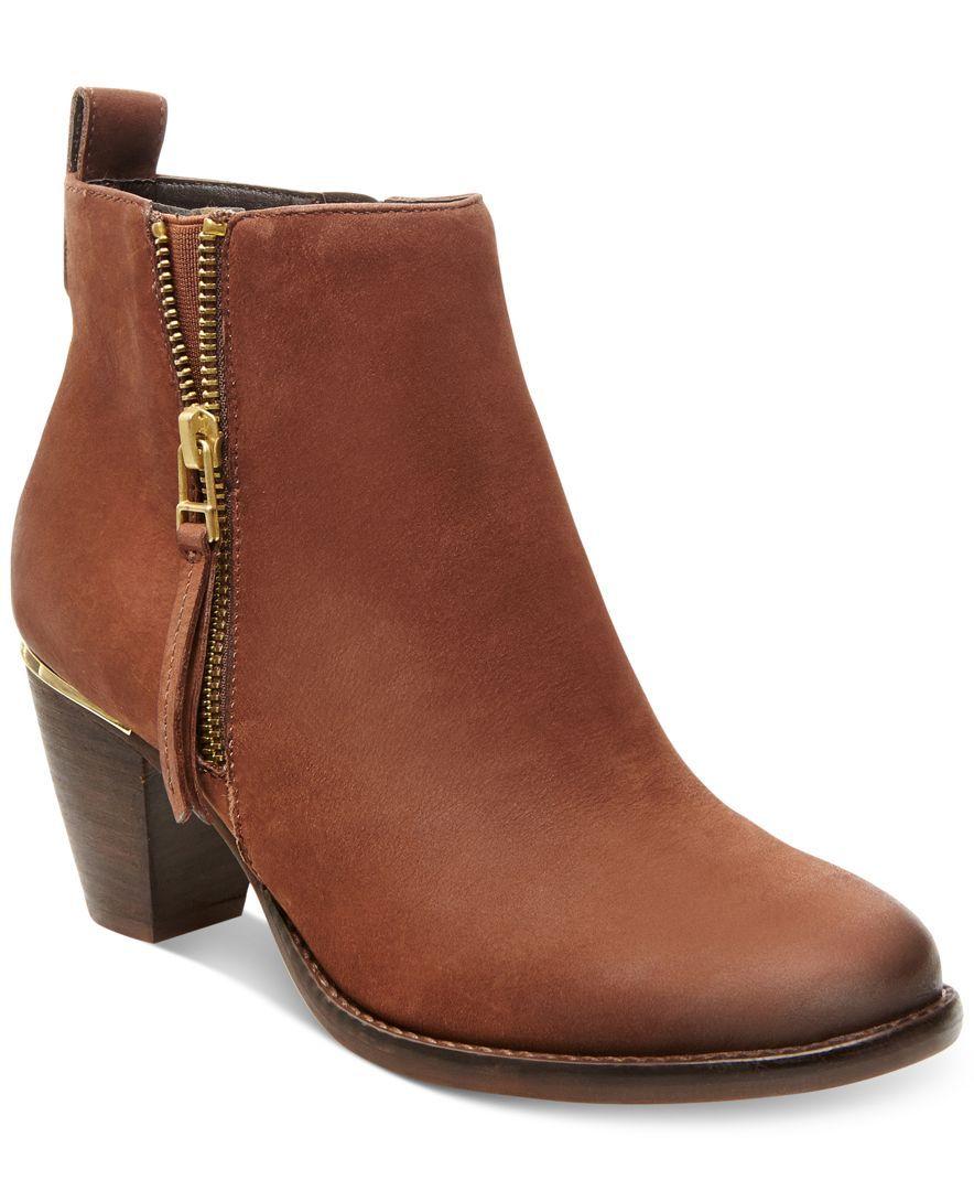 d0fcb9e20d9 Steve Madden Women's Wantagh Ankle Booties - Booties - Shoes ...