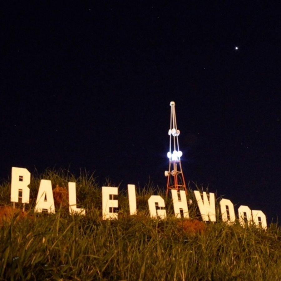 Dinner a movie at raleighwood theater raleigh north