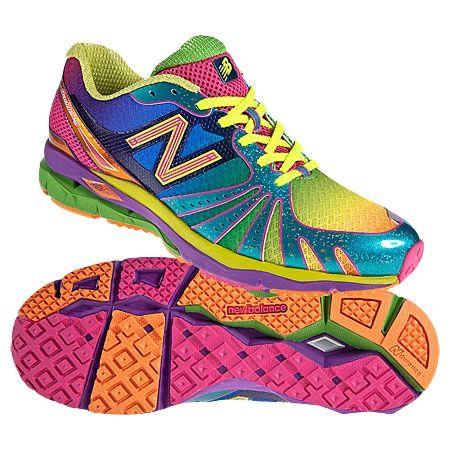 new rainbow shoes