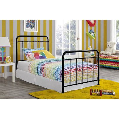 DHP Brooklyn Wrought Iron Bed Reviews Wayfair  DHP Brooklyn Wrought Iron Bed  Reviews Wayfair big. Purple Sleigh Dhp Beds   education photography com