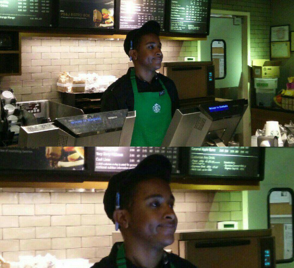 what is a starbucks barista job description