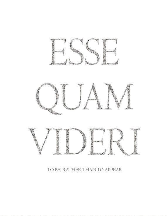 latin wording