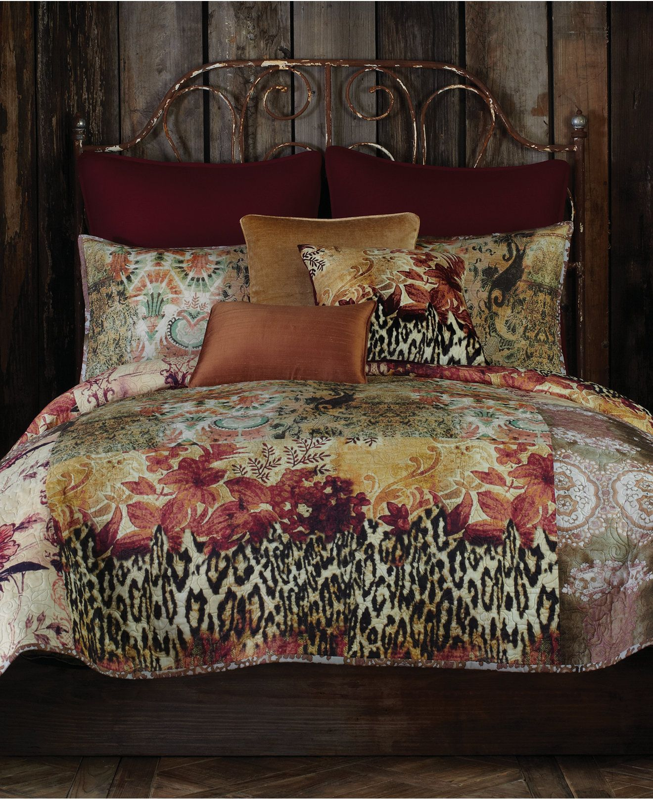 Tracy Porter Gemma Quilt Collection   Bedding Collections   Bed U0026 Bath    Macyu0027s
