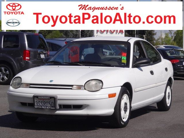 3b3es47c2tt264482 1996 Dodge Neon Highline For Sale In Palo Alto