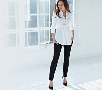 Maternity Work Clothes | Isabella Oliver AW13 | Dress the bump ...