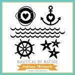 Free Nautical Cut Files at @Paper Bakery Kits