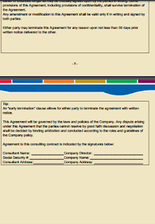 Free Sample Agreement Between Two Parties Pdf Contract