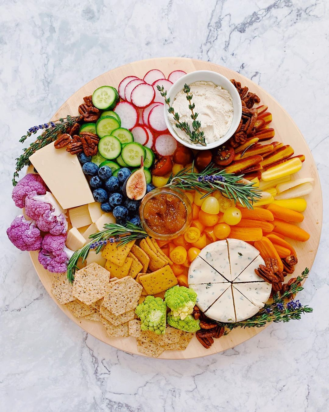 Marissa Mullen Founder And Creative Director Of That Cheese Plate Shares Her Key Tips For C In 2020 Vegan Cheese Boards Holiday Cheese Boards Vegetarian Cheese Boards