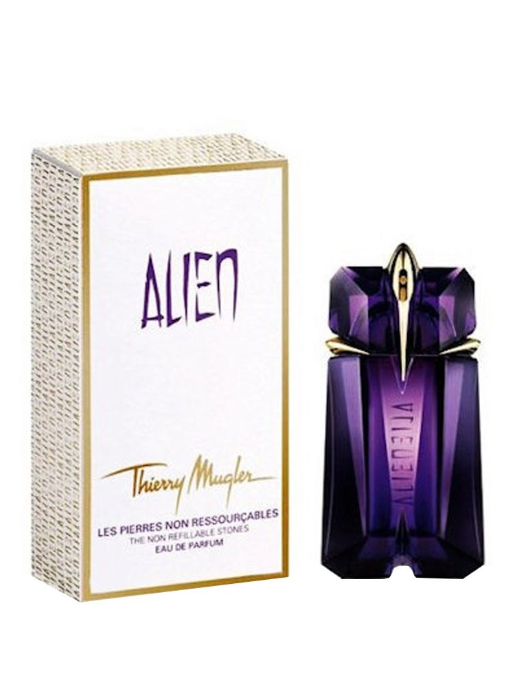Thierry Mugler Alien Este Un Parfum Cu Note Picante Si Lemnoase