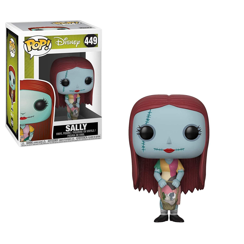 Funko Pop Disney: Nightmare Before Christmas-Sally with Basket ...
