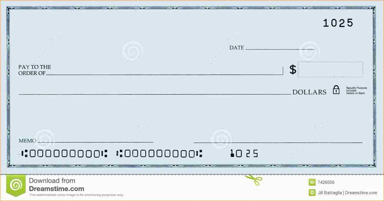 Fake Cheque Template Calep Midnightpig Co With Regard To Personal Check Template Word 2003 Blank Check Layout Template Professional Templates