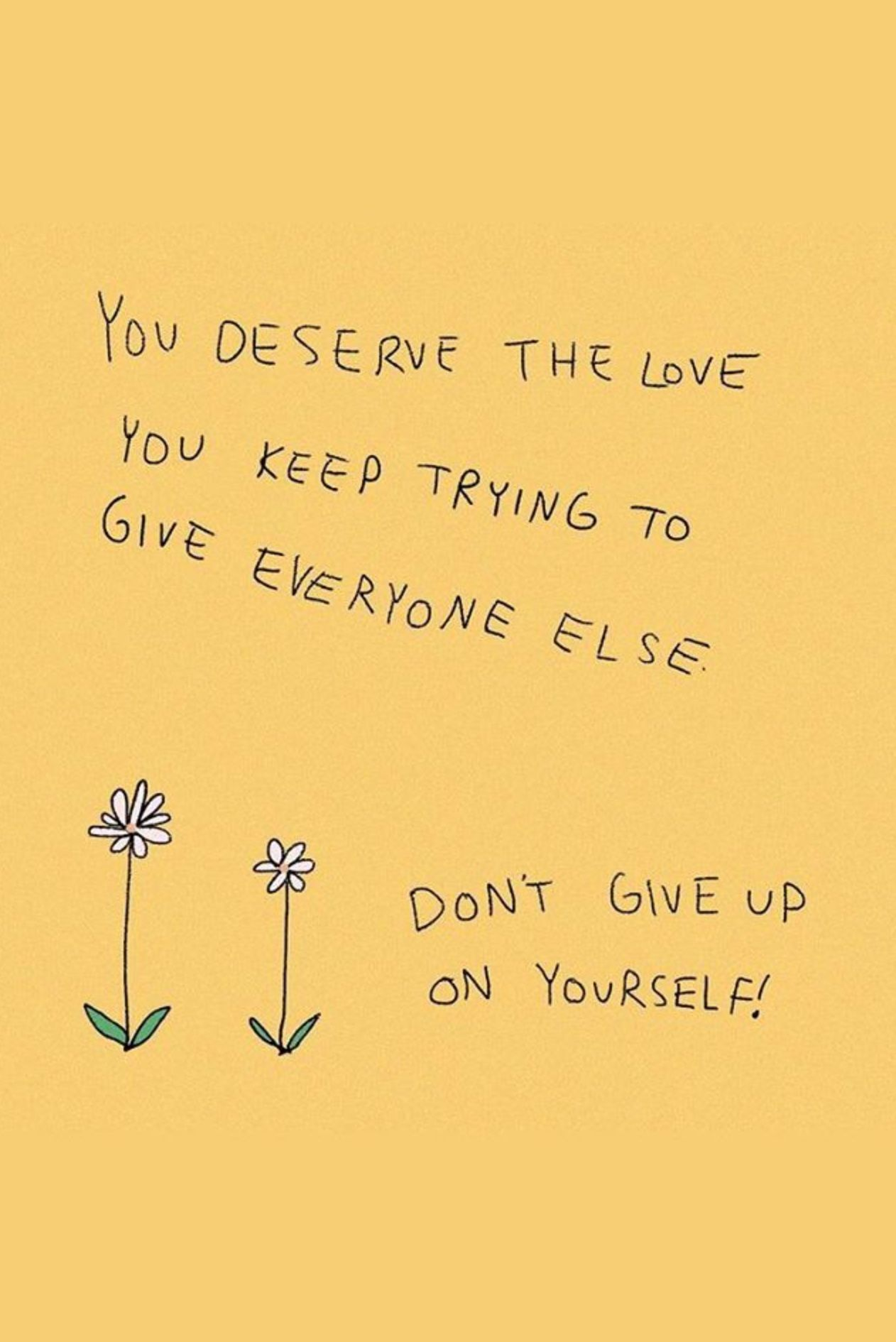 Love Yourself Quotes For Instagram : yourself, quotes, instagram, Yourself, INSTAGRAM:, @achannwol, Positive, Quotes,, Words