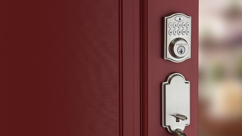 Door Home Security Lock Httpfranzdondi Pinterest Doors