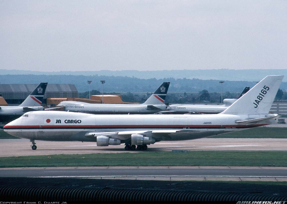 Pin στον πίνακα JALJAL CargoJALways planes with sp.c
