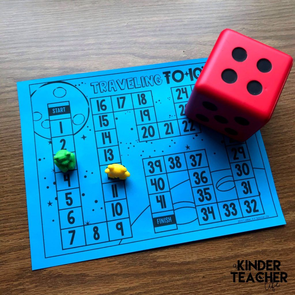 Count To 100 Strategies And Activities In With