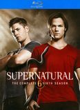 Supernatural: The Complete Sixth Season [4 Discs] [Blu-ray]