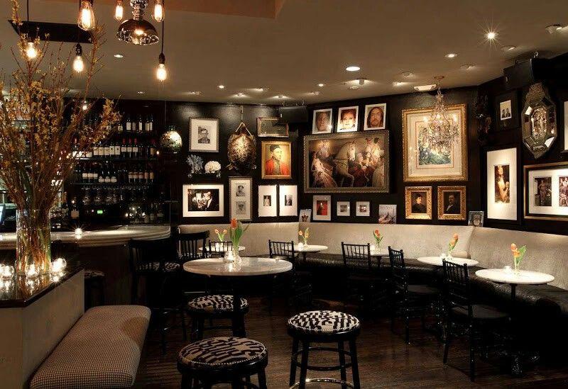 Dragonfly In The Hotel Zaza Dallas Texas Restaurants