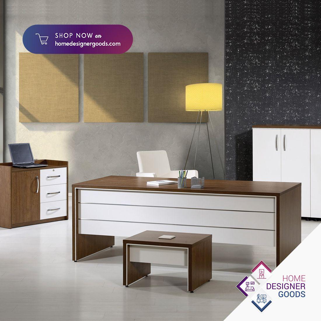 Home Officeinterior Design Ideas: Mare Collection Modern Lexus 4 Piece Desk Home Office