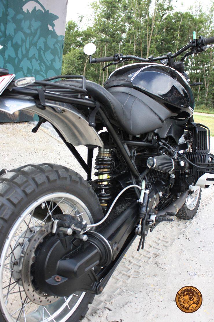 BMW r850r Scrambler Café Racer