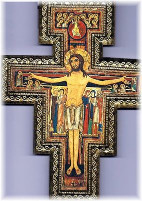 San Damiano Cross png images | PNGEgg