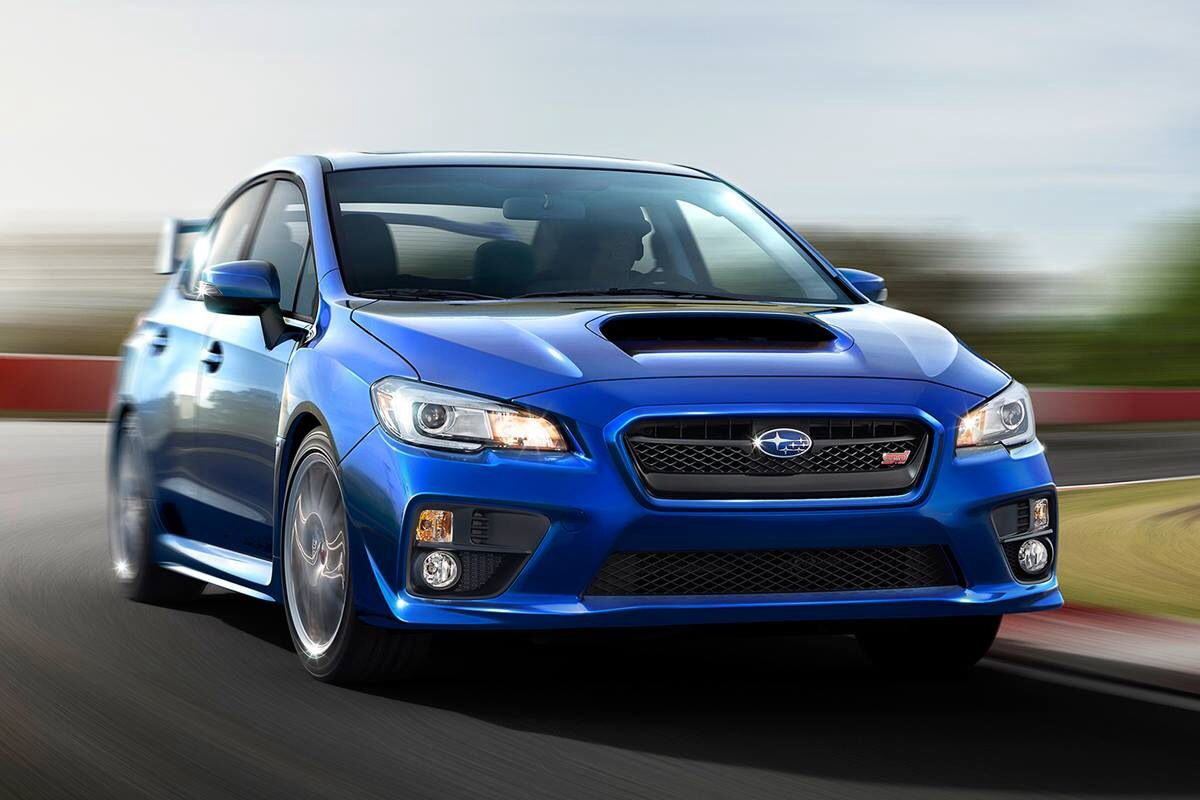 Yep i think it s about that time i get back behind the subaru wrx sti specs2016