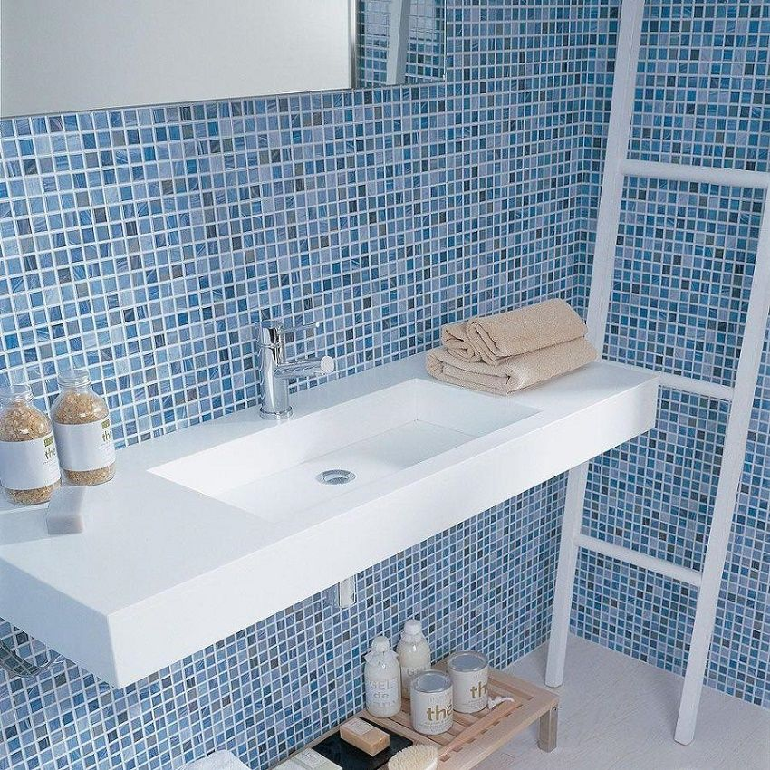Decorar cuartos de baño con gresite | Fabulous Bathroom | Pinterest ...