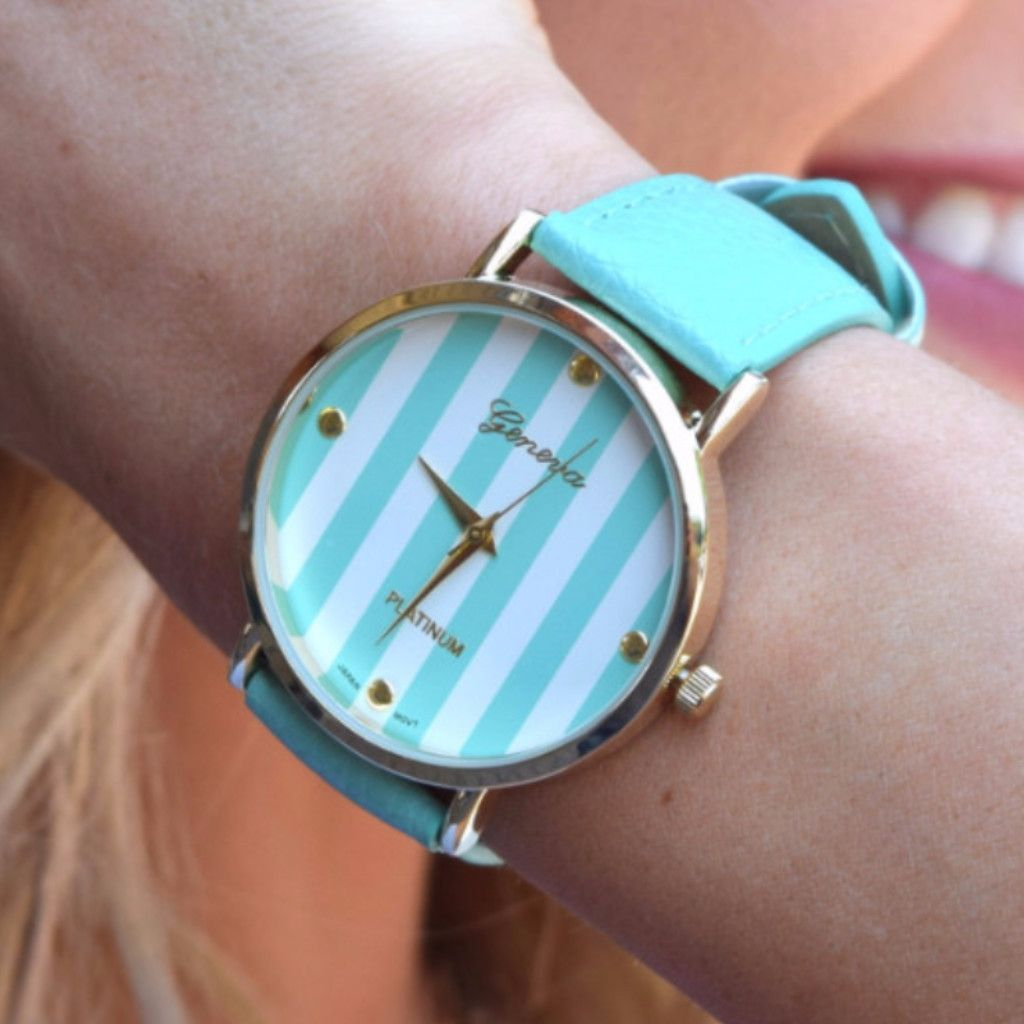 Lucky Stripe Watch
