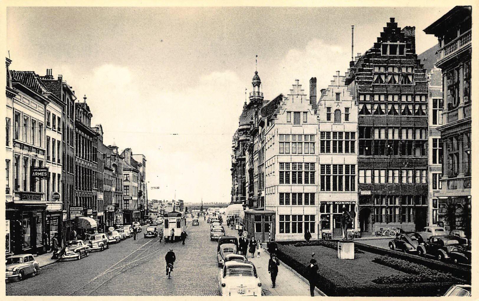 старые фотографии брюсселя обзор